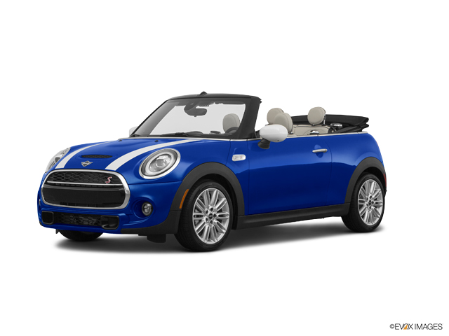 New 2020 MINI Convertible S CONV