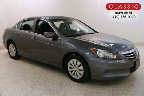 2012 Honda Accord I4 LX AT