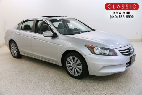 2012 Honda Accord I4 EX-L