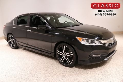 2016 Honda Accord I4 SPT CVT