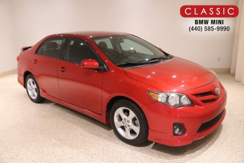 2012 Toyota Corolla S AT