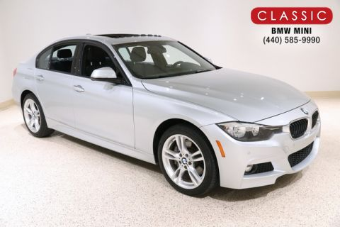 Pre-Owned 2017 BMW 330 330I XDRIVE SED