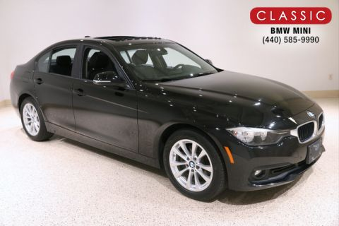 Certified Pre-Owned 2017 BMW 320 i xDrive
