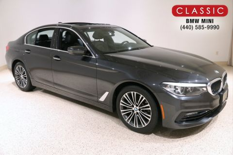 Certified Pre-Owned 2017 BMW 530 530I XDRIVE SED