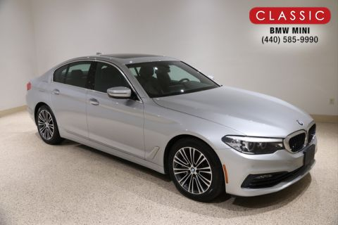 Certified Pre-Owned 2017 BMW 530 i xDrive
