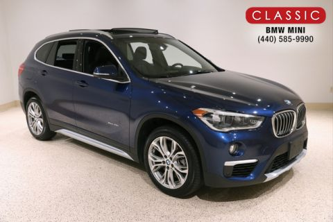 Certified Pre-Owned 2017 BMW X1 XDRIVE28I SPORT