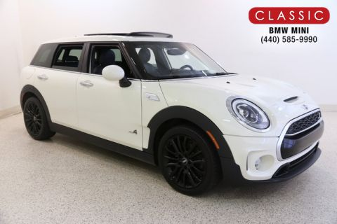 Pre-Owned 2017 MINI Clubman S ALL4