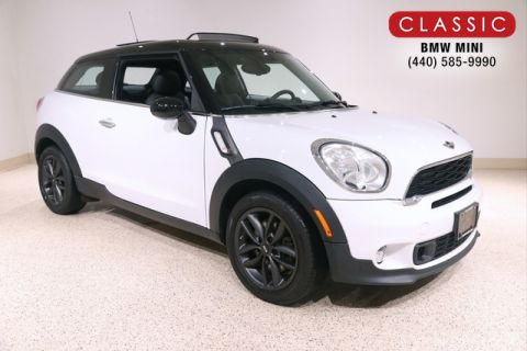 Pre-Owned 2014 MINI Paceman Cooper S ALL4