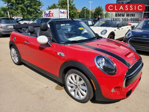 New 2019 MINI Convertible S CONV