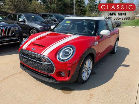 New 2020 MINI Clubman Cooper S ALL4