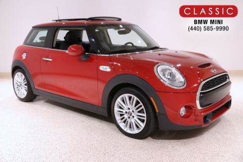 Pre-Owned 2015 MINI Hardtop HB S