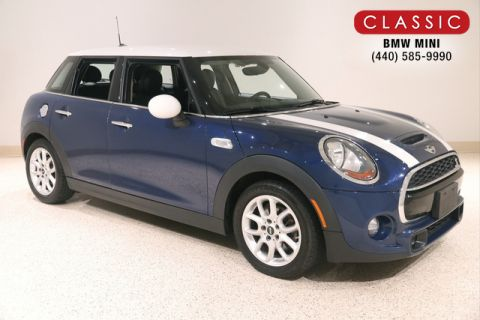 Pre-Owned 2015 MINI Hardtop 4 Door Cooper S
