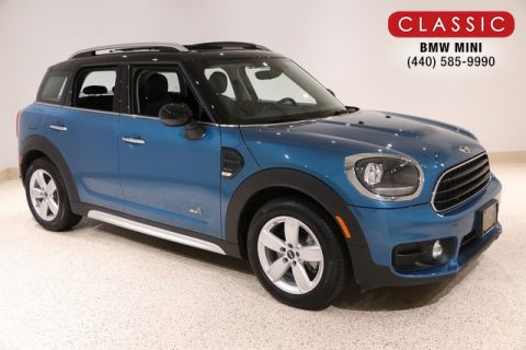 Pre-Owned 2018 MINI Countryman ALL4
