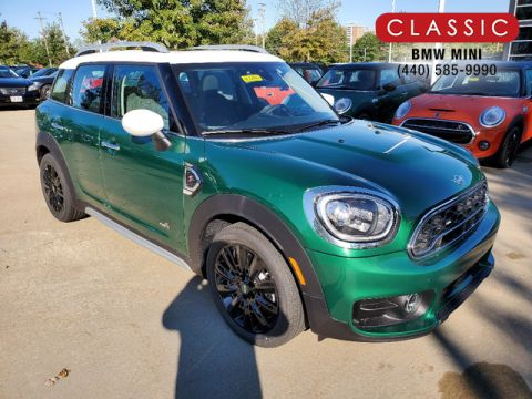 2020 MINI Cooper S Countryman COUNTRYMAN S ALL4