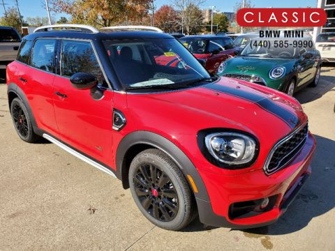 2020 MINI Countryman COUNTRYMAN S ALL4